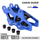 Chain Guard Guide Protector Protection For YZ125/250 2008-2020 YZ250F WR250F WR450F YZ450F 2007-2020 YZ250X YZ450FX 2016-2020 YZ250FX 2015-2020 Dirt Bike