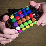 Zhangpu Puzzle Juguete, cubo mágico, descompresión, cubo cilíndrico, juguete rompecabezas para niños y adultos