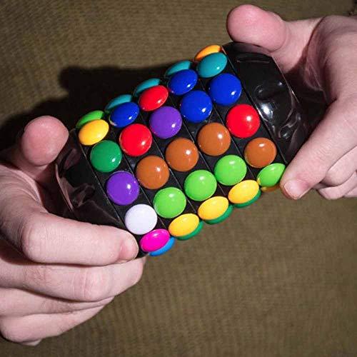 Speed Cube Cheeky Sheep Babylon Tower Rubik'S Cube Cylinder Rubik'S Cube Rubik Tower Inteligencia Creativa Juguete de descompresión