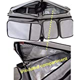 Stylish Diaper Bag Set/Converts to Travel Bassinet/Baby Changing Bags | Includes 2 Sheets & Additional Bag for Added Storage | Best Nappy Bags for Boys or Girls, from Awe Delight