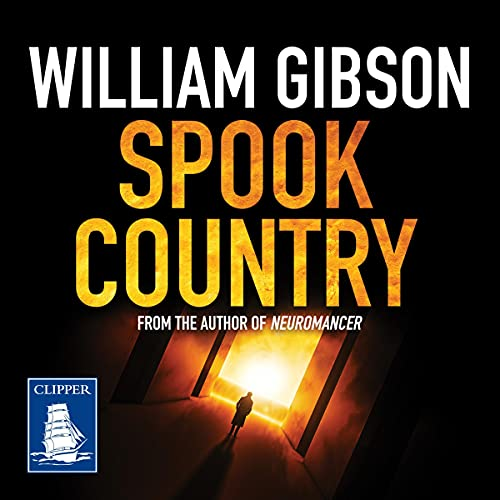 Spook Country Audiobook By William Gibson cover art