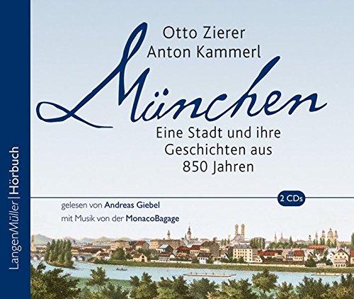 München, 2 Audio-CDs