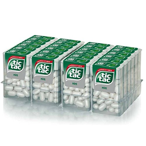 Tic Tac Peppermint Pacchetto 24