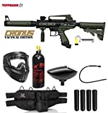 Best Paintball Guns - Maddog Tippmann Cronus Tactical Silver Paintball Gun Package Review