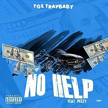 No Help (feat. Peezy)