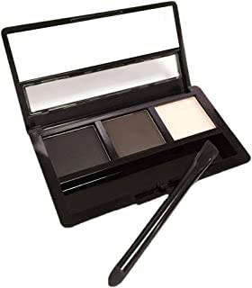BONAMART Eyebrow Kit Powder Palette Set, 3 Colors Eye Brow