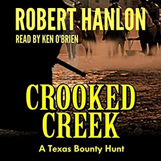 Crooked Creek audiobook cover art