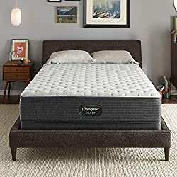 top rated Beautyrest Silver BRS900 12inch Extra Farm Spring Mattress, King, Mattress Only 2021