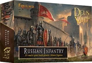 28mm Deus Vult Medieval Russian Infantry (25)