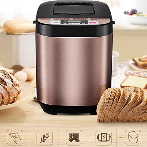 Brood Machine Thuis Automatic, Breadmaker Intelligent ontbijt Sandwich Toast Maker DIY Cake Machine 19's 60 Minutes Behoud van de hitte