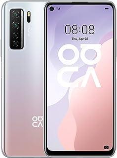 "HUAWEI Nova 7 SE, 5G Dual-SIM Mobile Phone, 64 MP AI Quad- Camera, 128 GB 8 GB RAM , 6.5"" Punch FullView Display, 40 W Sup..."