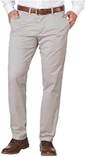 Mens Tailored Fit Chinos Pants