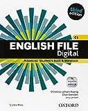 English file. Advanced. Student book-Work book. Without key. Per le Scuole superiori. Con ...