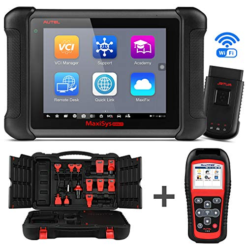 Sale!! Autel MaxiSys MS906BT Scan Diagnostic Tool with Auto Scan & 25 Service, Bi-Directional Contro...