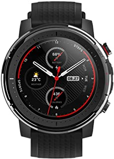Amazfit Stratos 3 Smartwatch Fitness | 19 sportmodi | 3 GPS-modi | 70 dagen batterij (uur) | BioTracker Sensor | Intellige...