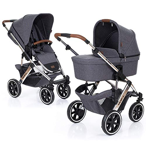 ABC Design Kinderwagen Salsa 4 Air Diamond Collection