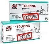 Rema Tip Top TT02 Touring Bicycle Tube Repair Patch Kits #22 Multipack