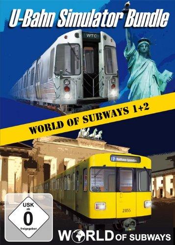 World of Subways Deluxe Vol. 1 & Vol. 2 - [PC]