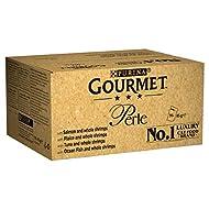 Gourmet Perle Ocean Delicacies in Gravy, 96 Pouches, 96 x 85g