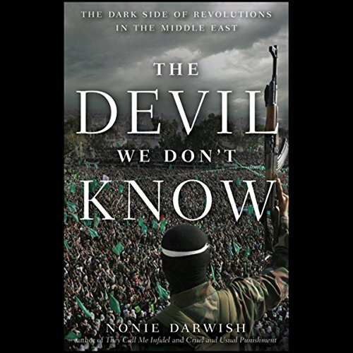 The Devil We Don't Know audiobook cover art