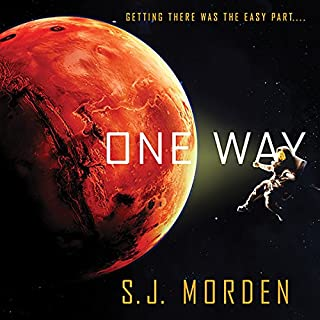 One Way audiobook cover art