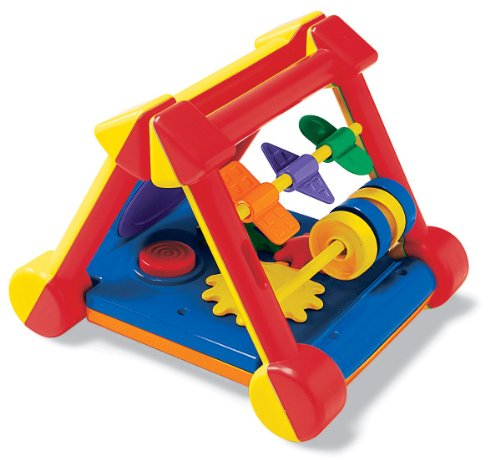 Discovery Toys Try-Angle 5-in-1 Baby Activity Center
