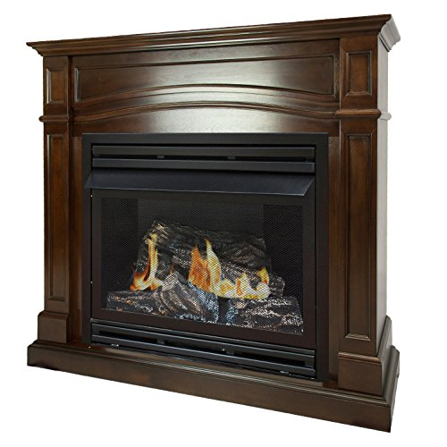 Pleasant Hearth 46 Full Size Natural Gas Vent...