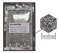 DIY MASTER シルバー ラメフレーク 0.6mm 50g