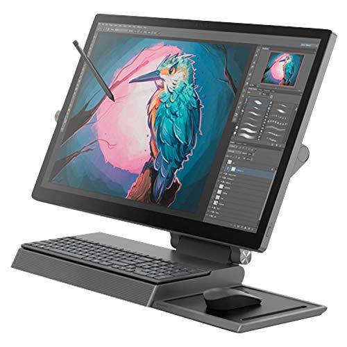Lenovo Yoga A940-27ICB 68,5 cm (27 Zoll) 4K UHD Toch All in One Desktop Computer (Intel Core i5-9400, 16GB DDR4 RAM, 512GB SSD, 1TB HDD, WLAN, Webcam, AMD Radeon RX560 4GB GDDR5, Win 10 Home)