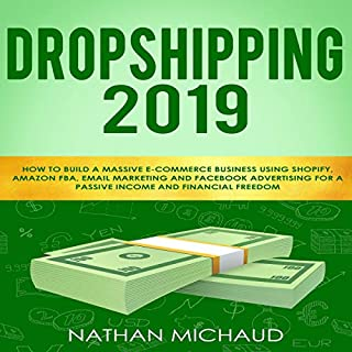Dropshipping 2019 cover art