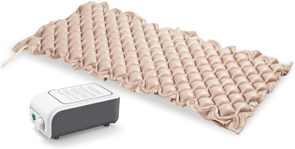 tjz Alternating Pressure Pad OFFicial mail order Inflatable Air Max 61% OFF Bed Topper Medical