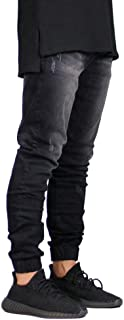 Fashion Stretch Men's Jeans Denim Jogger Design Hip Hop Joggers