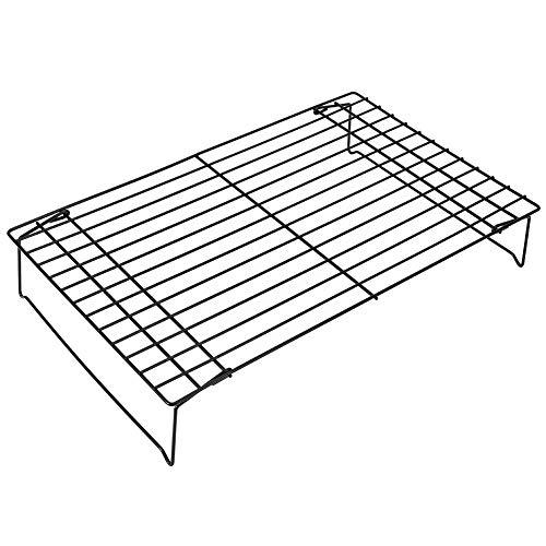 Friedrich 3-capa plegable de enfriamiento estante herramientas para hornear pastel soporte barbacoa parrilla suministros para el hogar 1315g