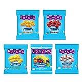 Brach's Sugar Free Candy, Hard Candy, 5 Pack Assortment, Butter Scotch, Cinnamon, Lemon Drops, Mixed Fruit, Peppermint