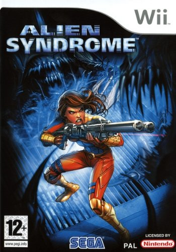 SEGA Alien Syndrome, Wii - Juego (Wii)