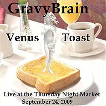 Venus Toast (Live)