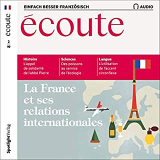 Écoute Audio - La France et ses relations internationales. 2/2019 Titelbild