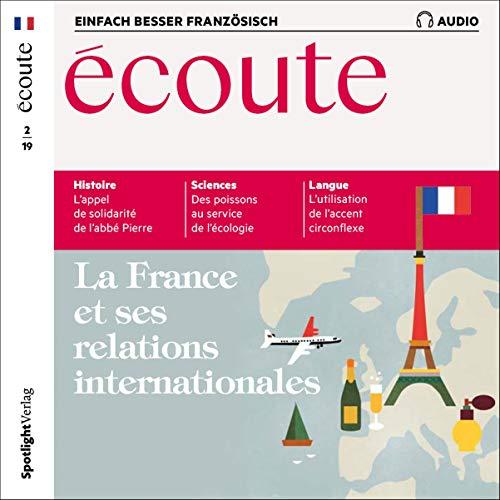 Écoute Audio - La France et ses relations internationales. 2/2019 cover art