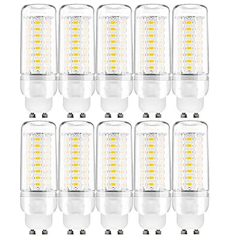 YDHNB Bombillas LED de Maíz de 7W, Bombillas Incandescentes Equivalente de 70W, 700 LM, Bombillas de GU10, Ángulo 360, Sin Parpadeo, No...