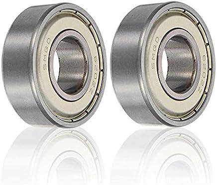 624ZZ 4mm x 13mm x 5mm Shielded Deep Groove Ball Bearing