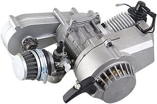 49cc 2 stroke Engine w/Automatic Transmission for SSR SX50, QG50, QG50X and Pocket Mini ATVs Scooters