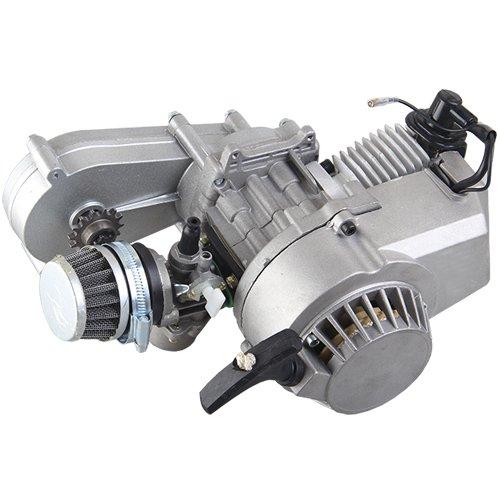 X-PRO 49cc 2 stroke Engine w/Automatic Transmission Mini ATVs Scooters