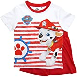Paw Patrol Schlafanzug Kollektion 2018 Pyjama 92 98 104 110 116 122 Shortie Shorty Jungen Rot (Rot, 98-104)