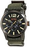 Boss Orange Paris Multieye 1513312 Men's Watch Analogue Quartz Textile