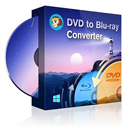 DVD to Blu-Ray Converter Vollversion Win-Lebenslange Lizenz (Product Keycard ohne Datenträger)