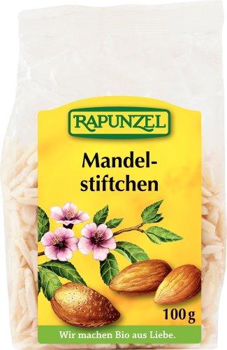 Rapunzel Mandelstiftchen, 1er Pack (1 x 100 g) - Bio