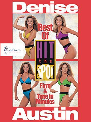 Denise Austin: Best of Hit the Spot - Tone & Firm in Minutes