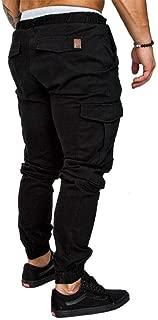 Men's Sports Jogging Shoes Hip Hop Jogging Fitness Pants Casual Pants Trousers