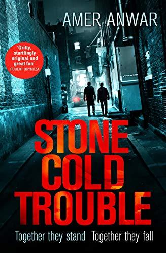 Stone Cold Trouble (Zaq & Jags) (English Edition)