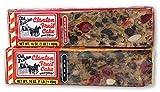Claxton Fruit Cake Regular-Dark Sampler Pack